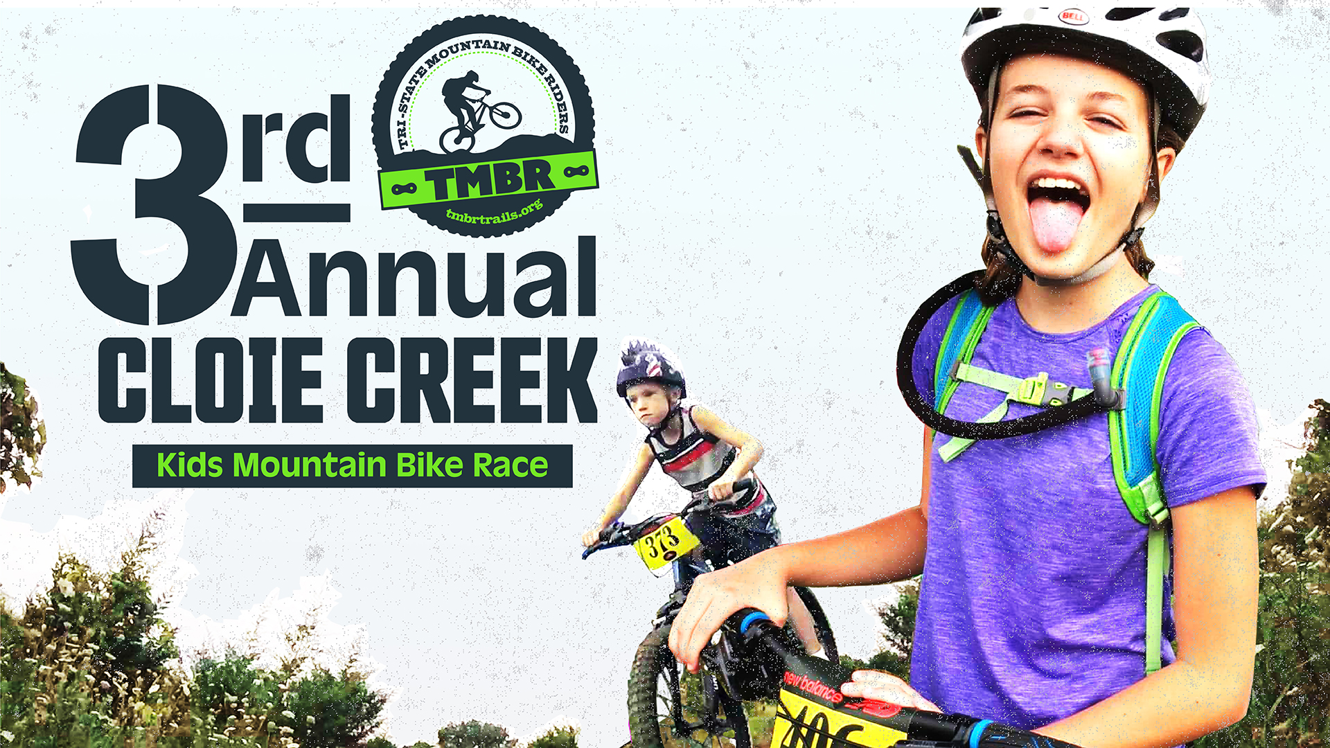 3rd Annual Cloie Creek MTB Race / August 6th @ 5:30pm