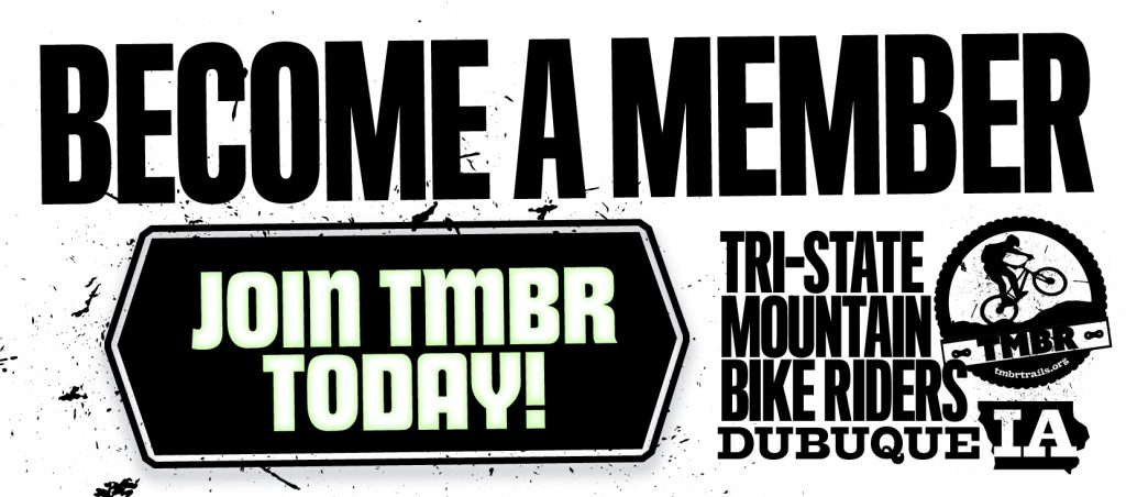 BECOME A TMBR MEMBER / IMBA