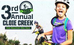 3rd Annual Cloie Creek MTB Race / August 6th @ 5:30pm